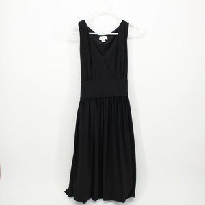 Ann Taylor Loft Black Dress